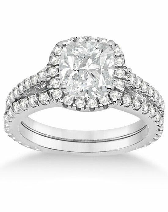 Allurez - Customized Rings U2301 Engagement Ring photo