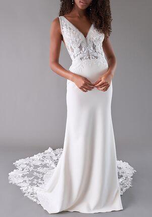 Louvienne Nora Mermaid Wedding Dress