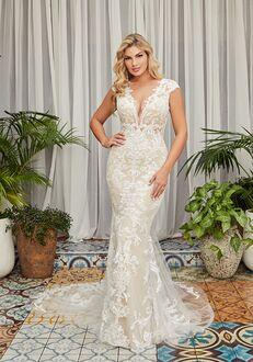 Beloved by Casablanca Bridal BL356 Carley Sheath Wedding Dress