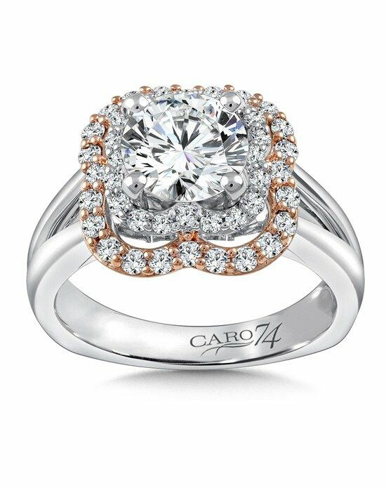 Caro 74 CR781WP Engagement Ring photo