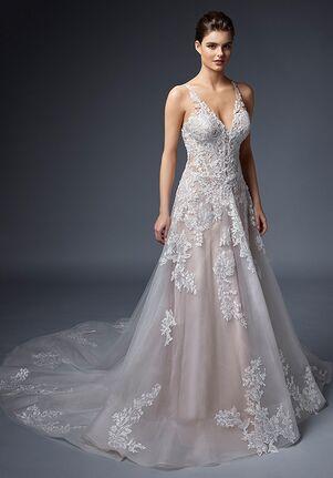 ÉLYSÉE AMANDINE A-Line Wedding Dress