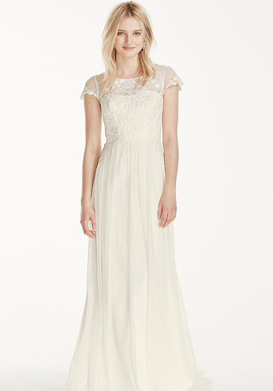 David's Bridal Galina Style WG3769 Wedding Dress photo