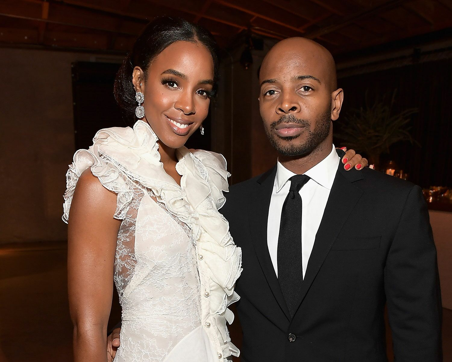 Kelly Rowland & Husband Tim Witherspoon's Marriage Secrets