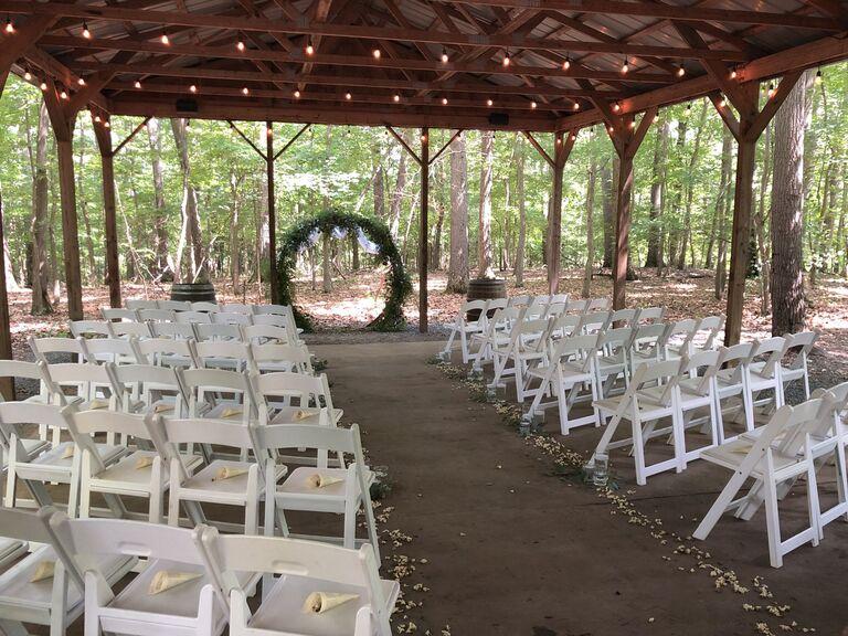 Wedding venue in White Hall, Maryland.