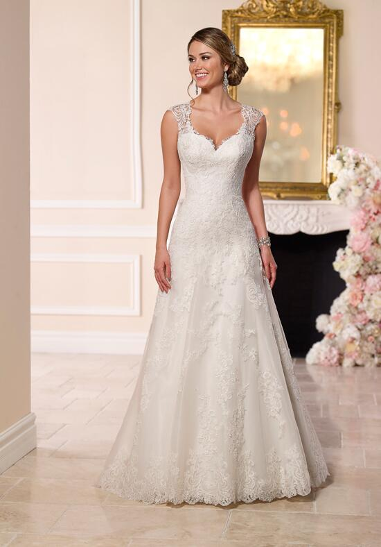 Stella york 6219 wedding dress the knot for What to do with my wedding dress