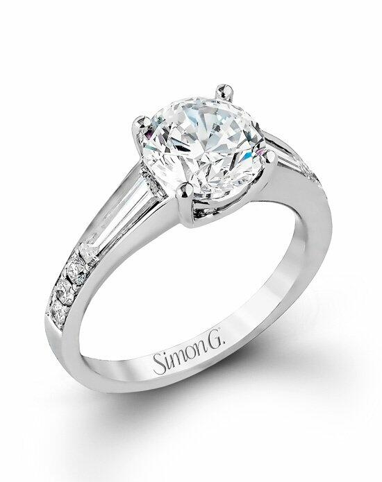Simon G. Jewelry MR2219 Engagement Ring photo