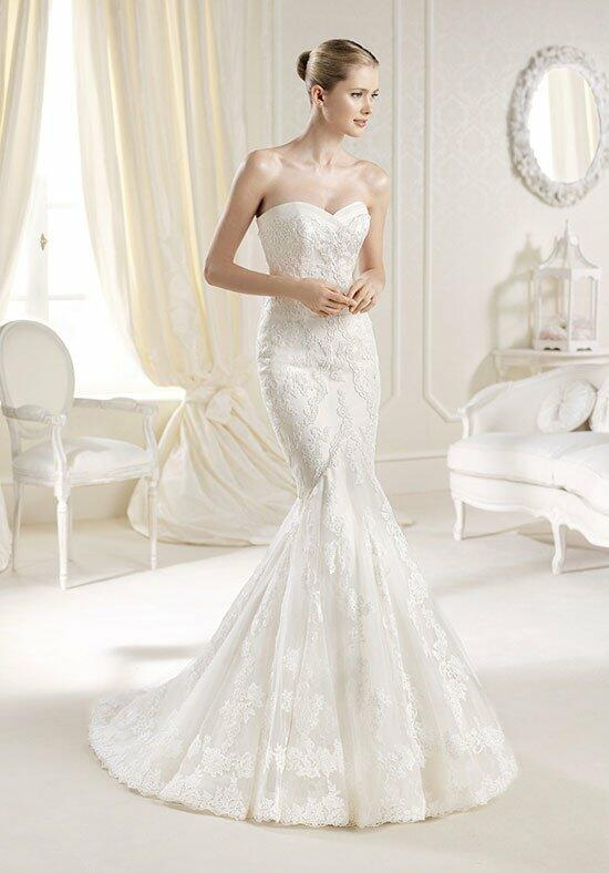 LA SPOSA Fashion Collection - Mullet Wedding Dress photo