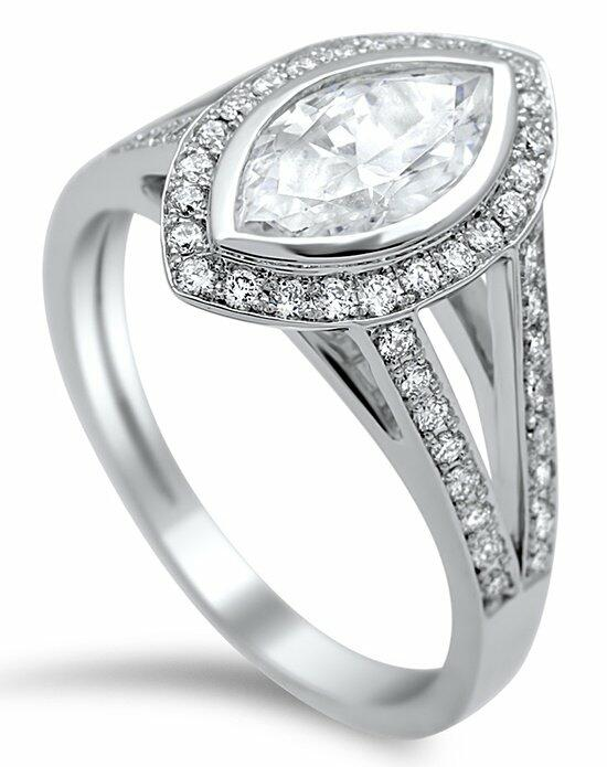 Timeless Designs R1443-MQ Engagement Ring photo