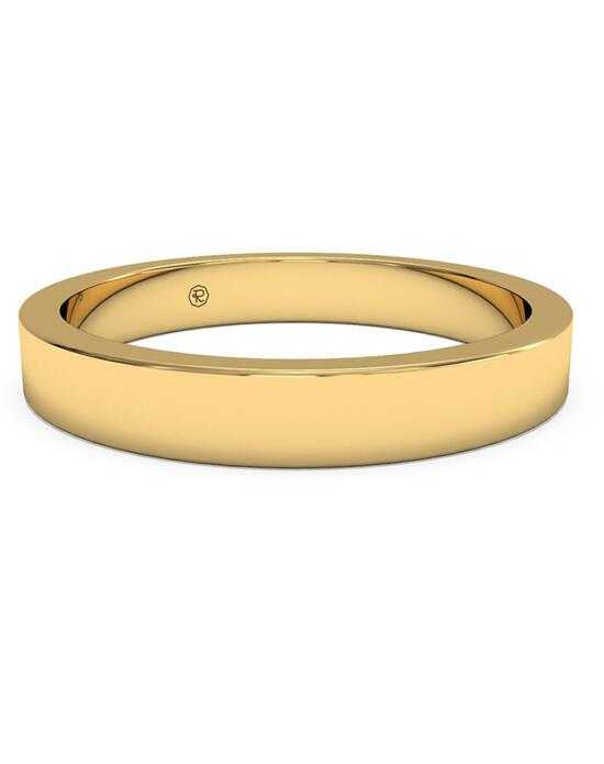 Ritani Women's Classic Square-Edge Wedding Band - in 18kt Yellow Gold Wedding Ring photo