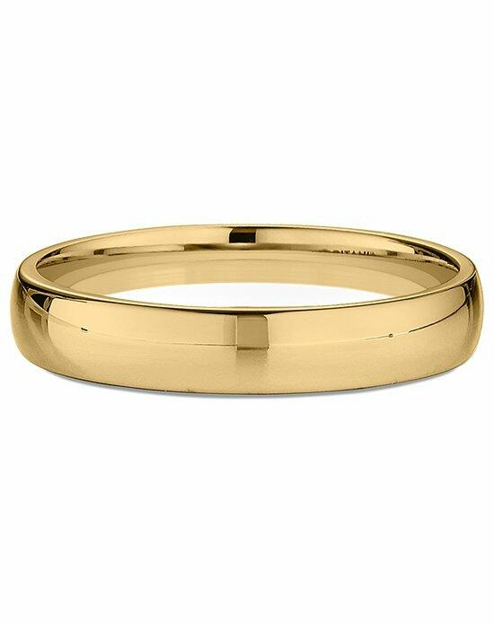 Ritani Men's Narrow Domed Comfort-Fit Wedding Ring in 18kt Yellow Gold Wedding Ring photo