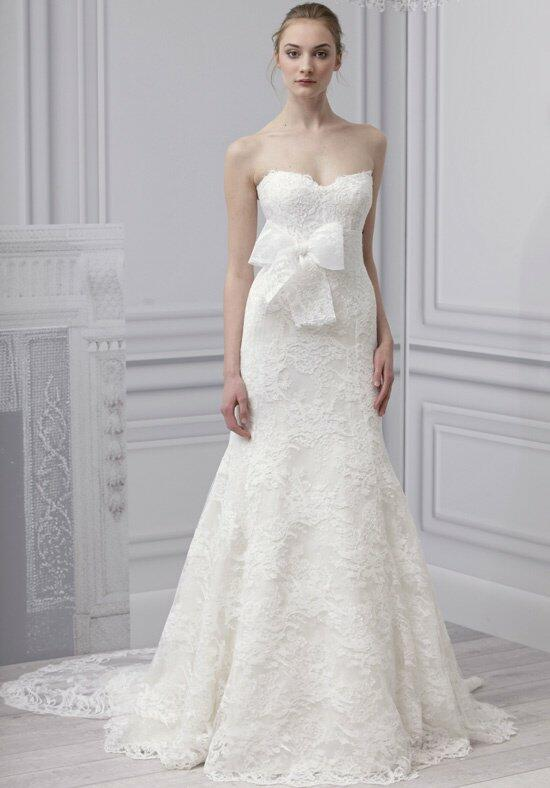 monique lhuillier perfection wedding dress photo