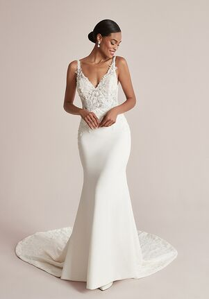 Justin Alexander Charlese Wedding Dress