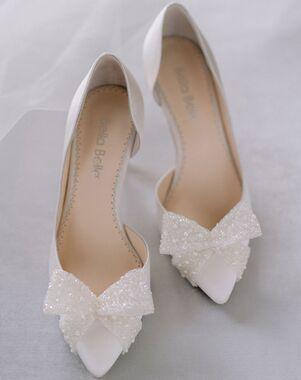 Bella Belle DOROTHY Ivory Shoe