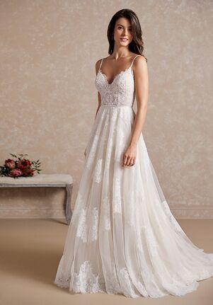 Adrianna Papell Platinum 31178 A-Line Wedding Dress