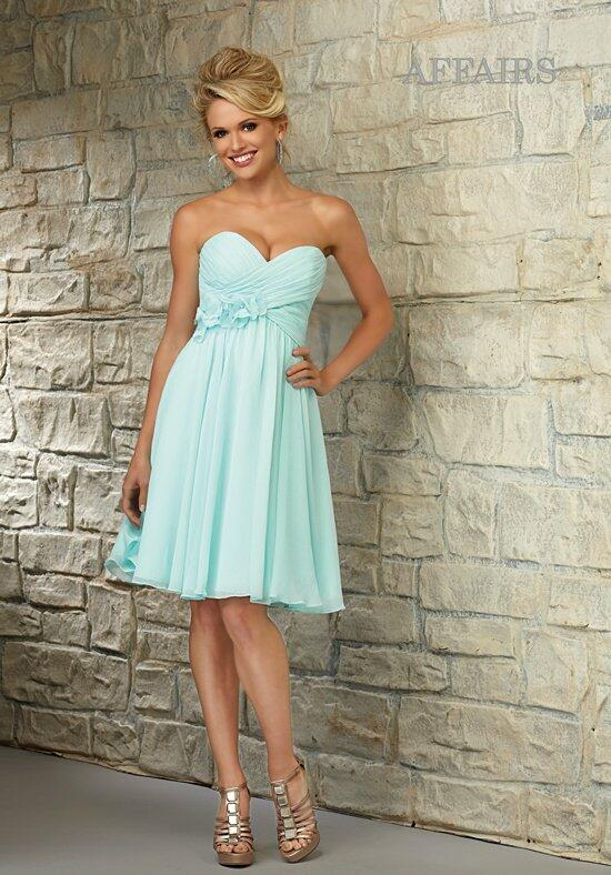Mori Lee by Madeline Gardner Affairs 31053 Bridesmaid Dress photo