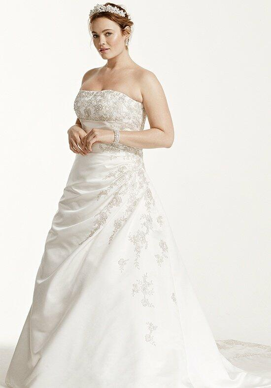 David's Bridal DB Woman Style 9V9665 Wedding Dress photo