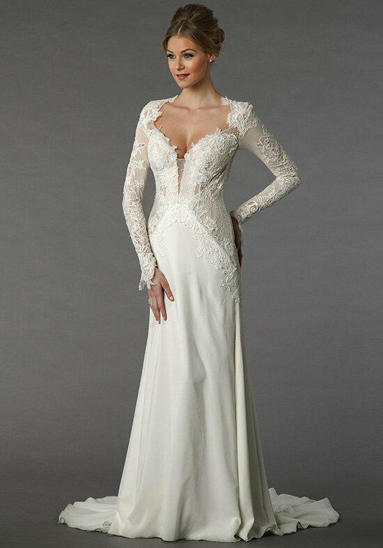 Pnina tornai for kleinfeld 4331 wedding dress the knot for Pnina tornai wedding dresses prices