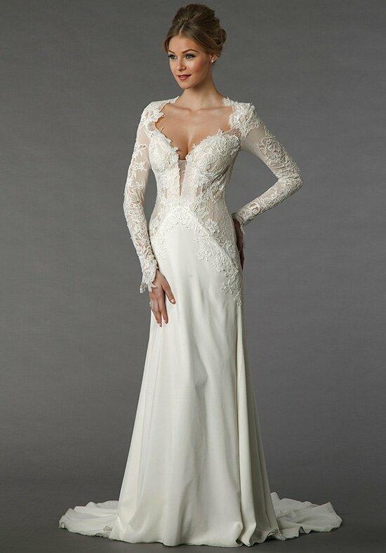Pnina tornai for kleinfeld 4331 wedding dress the knot for Pnina tornai wedding dresses prices