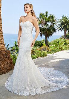Casablanca Bridal 2404 Carter Mermaid Wedding Dress