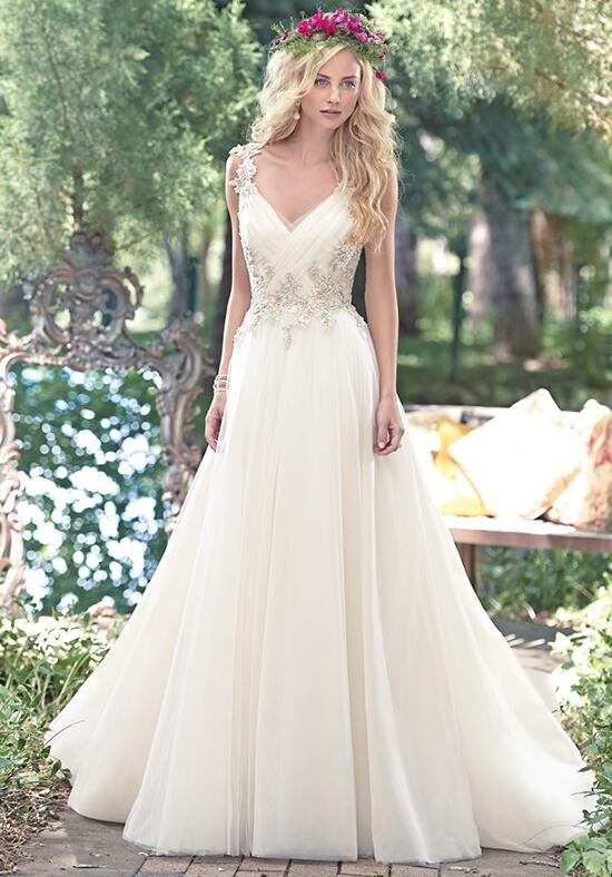 Maggie Sottero Shelby Wedding Dress photo