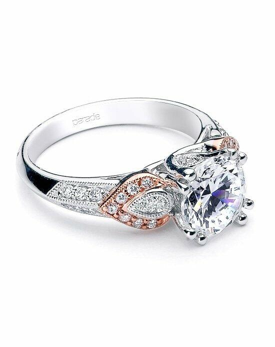 Parade Design Style R1129-PD from the Hera Collection Engagement Ring photo