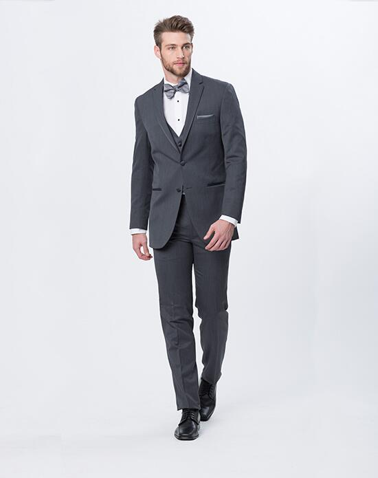 Michael Kors Michael Kors Charcoal Tux Wedding Tuxedos + Suit photo