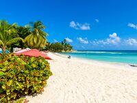 Dover Beach in Barbados