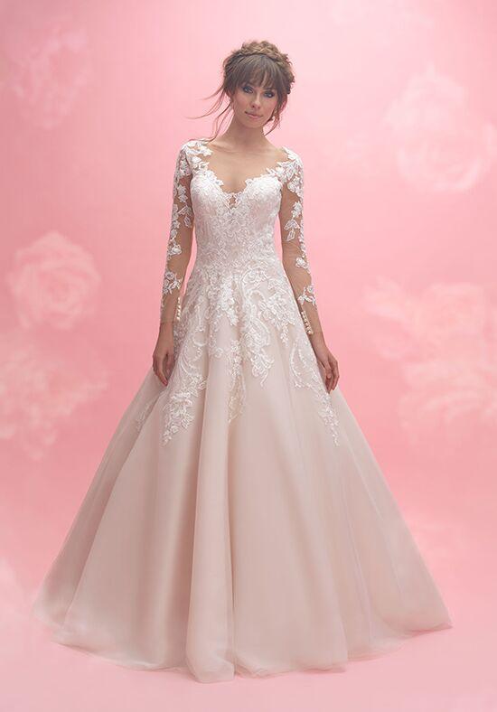 Allure Romance 3059 Ball Gown Wedding Dress