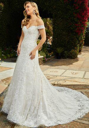 Casablanca Bridal 2411 Quinn A-Line Wedding Dress