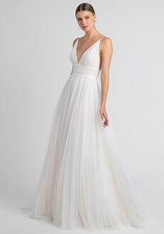 Jenny by Jenny Yoo Shiloh A-Line Wedding Dress