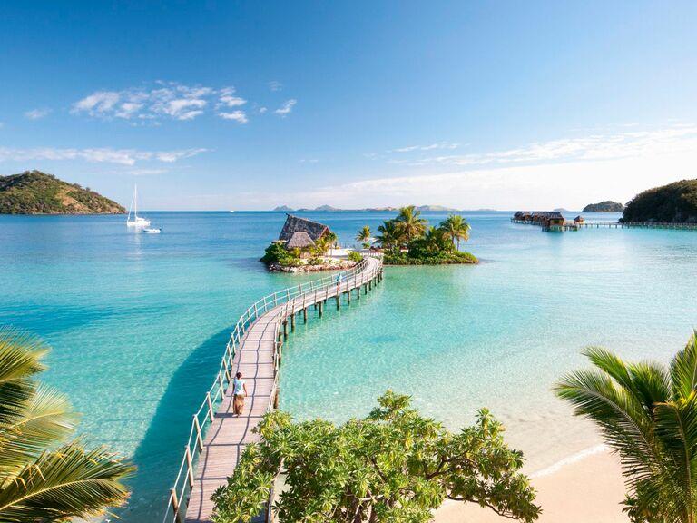 fiji honeymoon resort