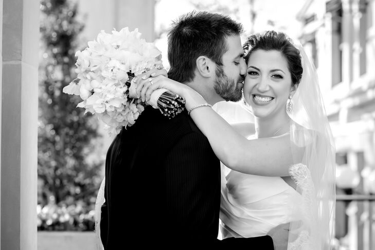 Beth Castoro (33 and a kindergarten teacher) and Stephen Varanko (33 and works for the US government) have known each other since they were in prescho