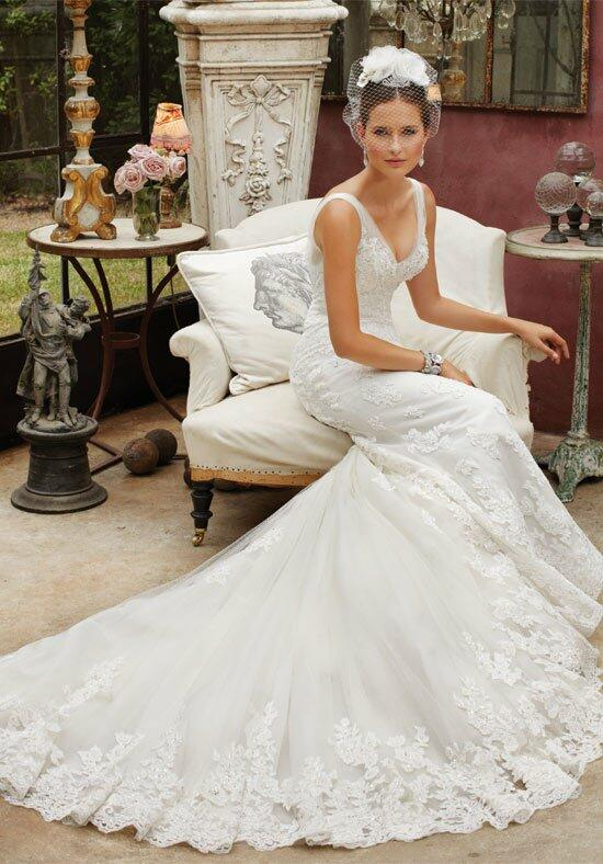 Sophia Tolli Y21366 Lavender Wedding Dress photo
