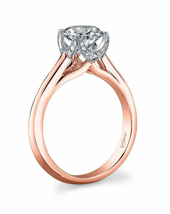 Coast Diamond Rose Gold Collection - LC5234 Engagement Ring photo