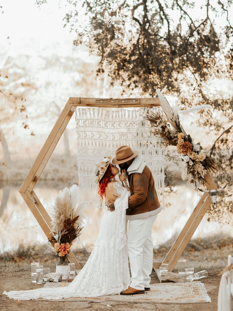 Texas Hill Country wedding venue in Wimberley, Texas.