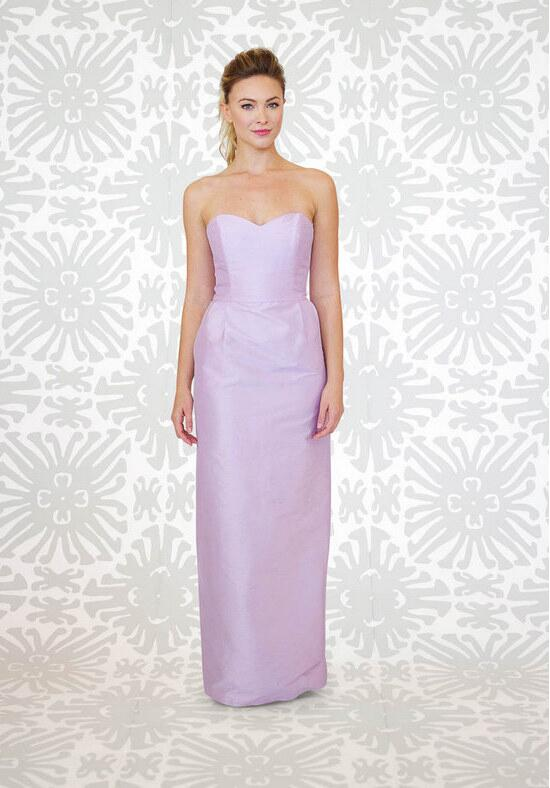 LulaKate Lucy Long Bridesmaid Dress photo