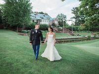 New Jersey mansion wedding