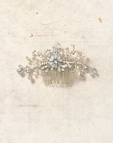 To Have & To Borrow Mae Ivory, Silver Pins, Combs + Clip