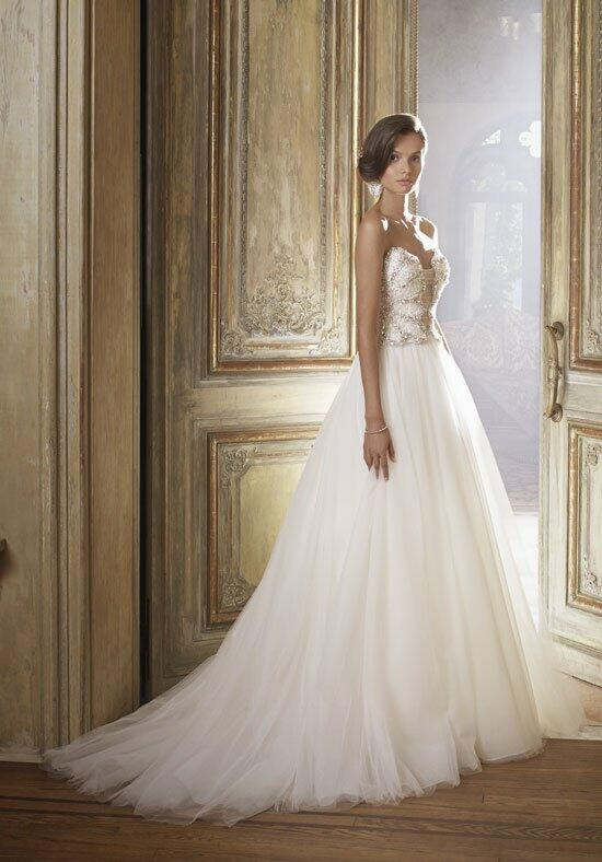 Badgley Mischka Bride Katherine Wedding Dress photo