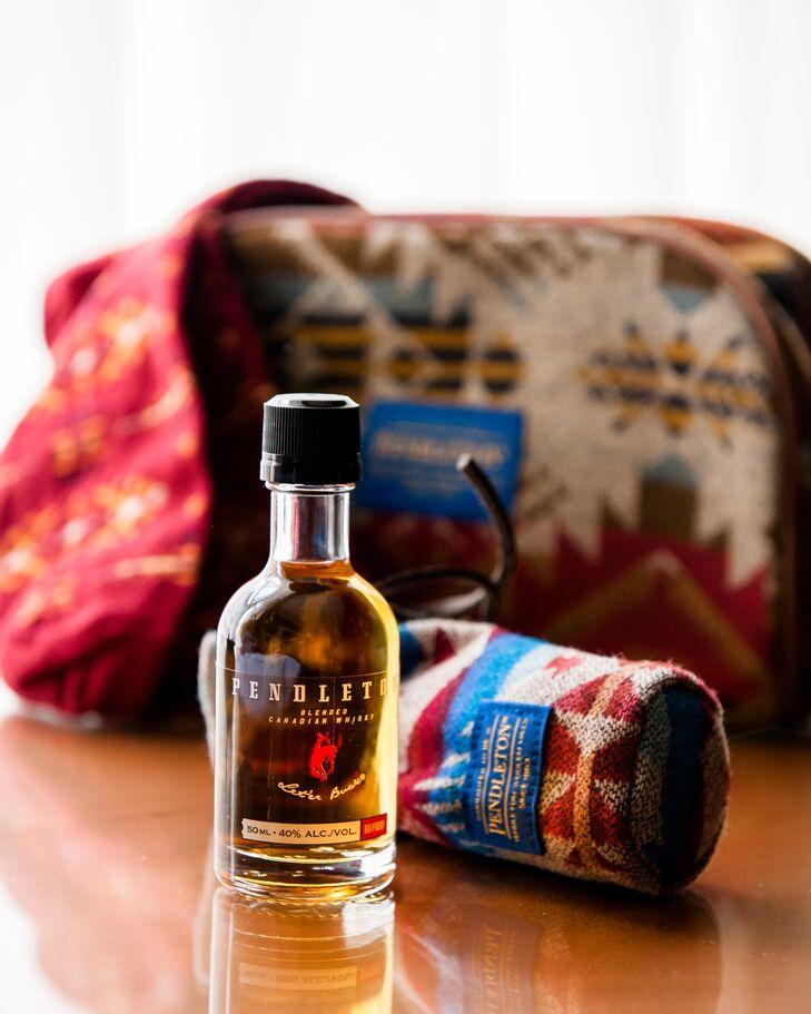 Mini Bourbon Groomsmen Gifts