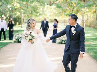 Amid a year when the farthest many people traveled was to their mailbox, Ammy Pukasamsombut (27 and a teacher) and Jeffrey Cruz (36 and a first respon
