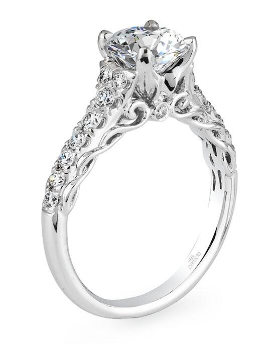 Parade Design Style R2980 from The Hemera Collection Engagement Ring photo