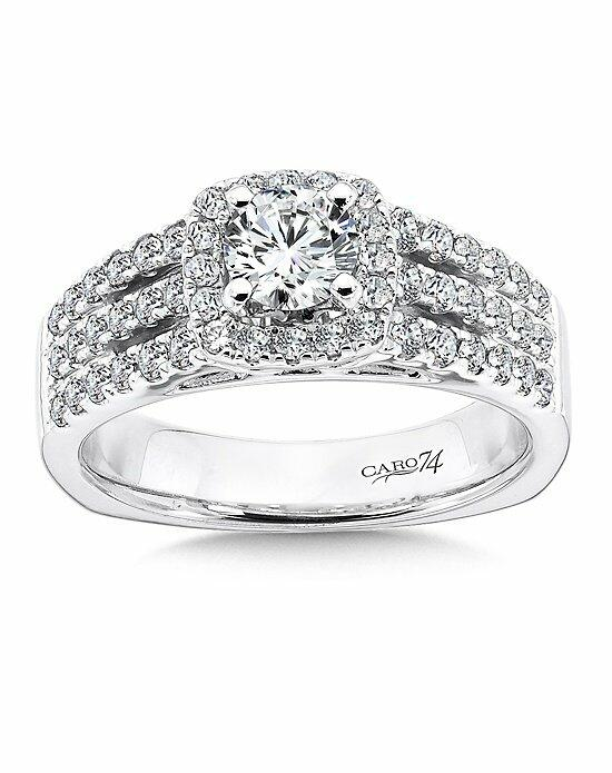 Caro 74 CR560W Engagement Ring photo