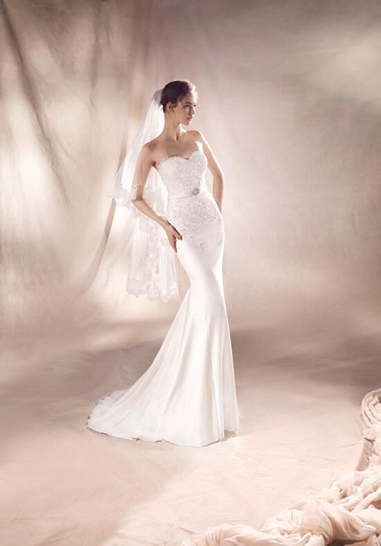WHITE ONE SILVIA Wedding Dress photo