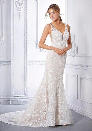 Morilee by Madeline Gardner Chanel Sheath Wedding Dress