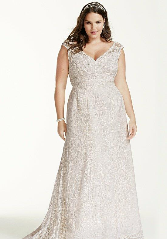 David's Bridal DB Woman Style 9T9612 Wedding Dress photo