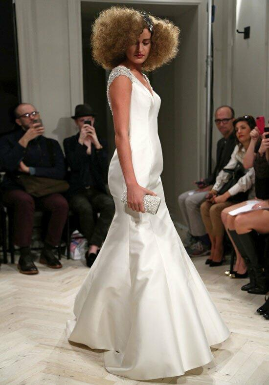 Badgley Mischka Bride Elizabeth Wedding Dress photo