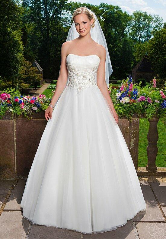 Sincerity Bridal 3857 Wedding Dress photo