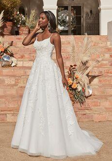 Beloved by Casablanca Bridal BL340 Topaz A-Line Wedding Dress