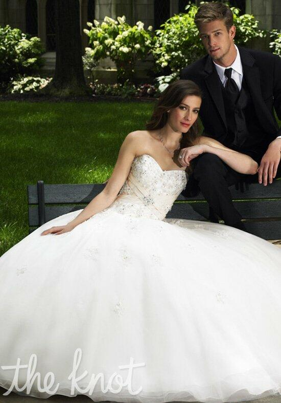 Moonlight Couture H1182 Wedding Dress photo